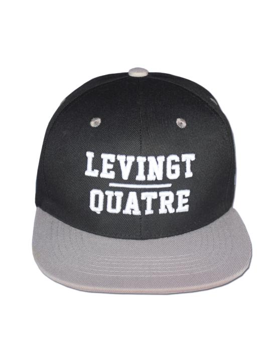KLEPS LVQ Snapback Cap Front
