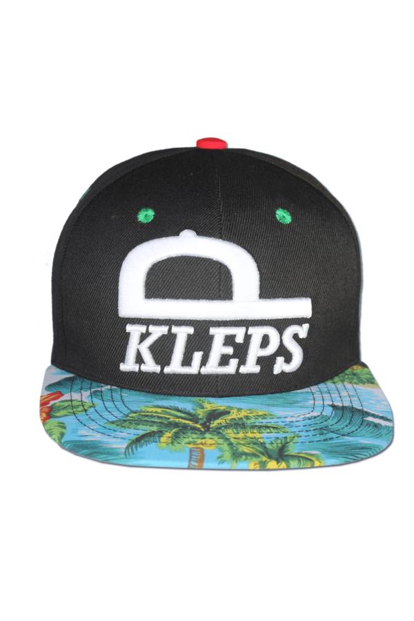 KLEPS Originals Summer Snapback Cap Front