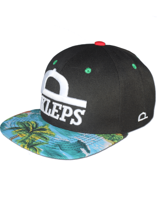 KLEPS Originals Summer Snapback Cap Frontside