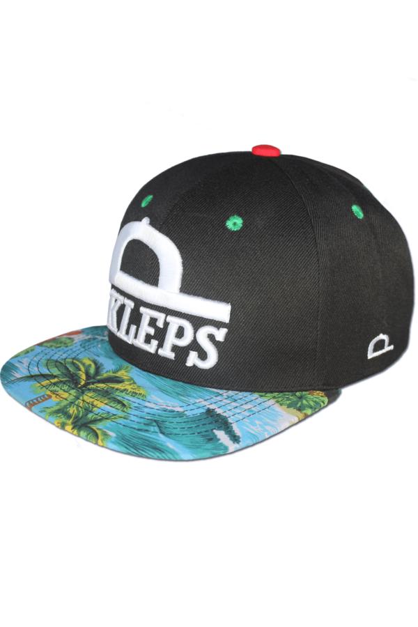 KLEPS Originals Summer Snapback Cap Frontside