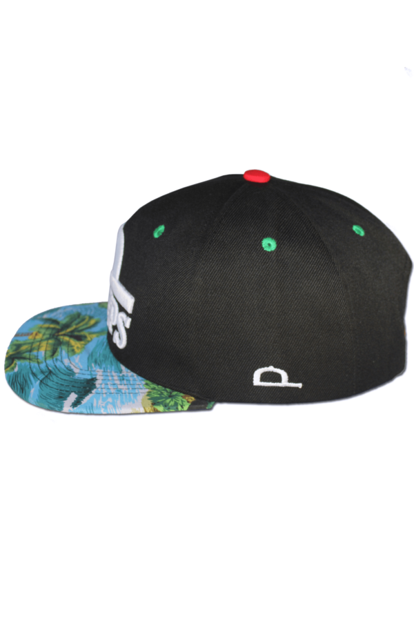 KLEPS Originals Summer Snapback Cap Side Left