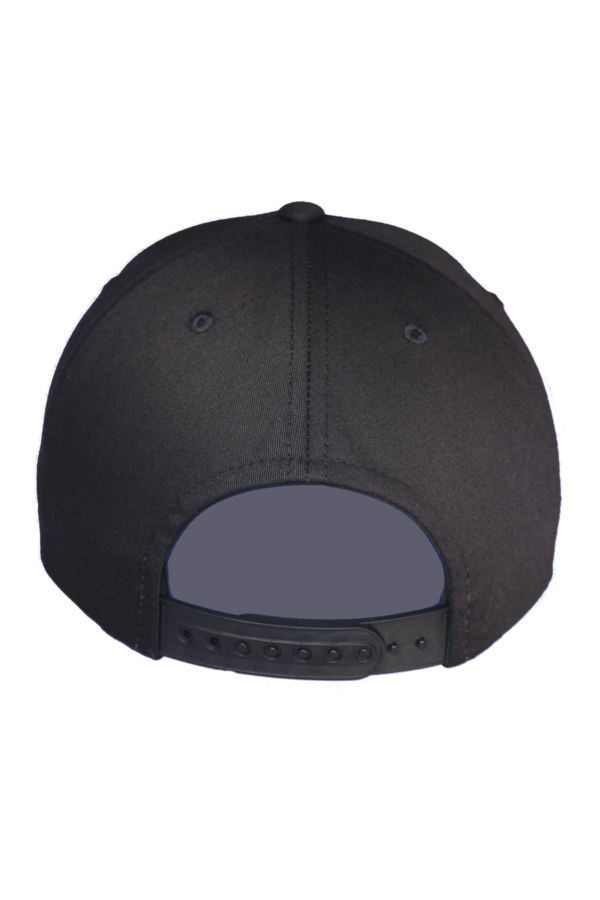 KLEPS Pinch Black Snapback Pet Achter