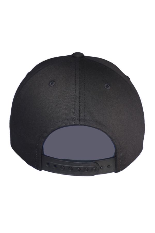 KLEPS Pinch Black Snapback Cap Back
