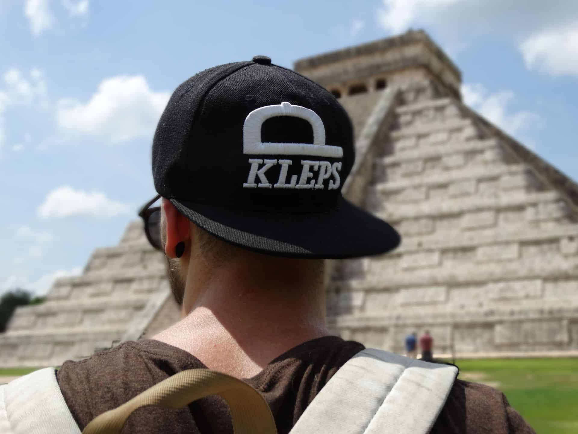 Buy your snapback cap online at KLEPS HEADWEAR.