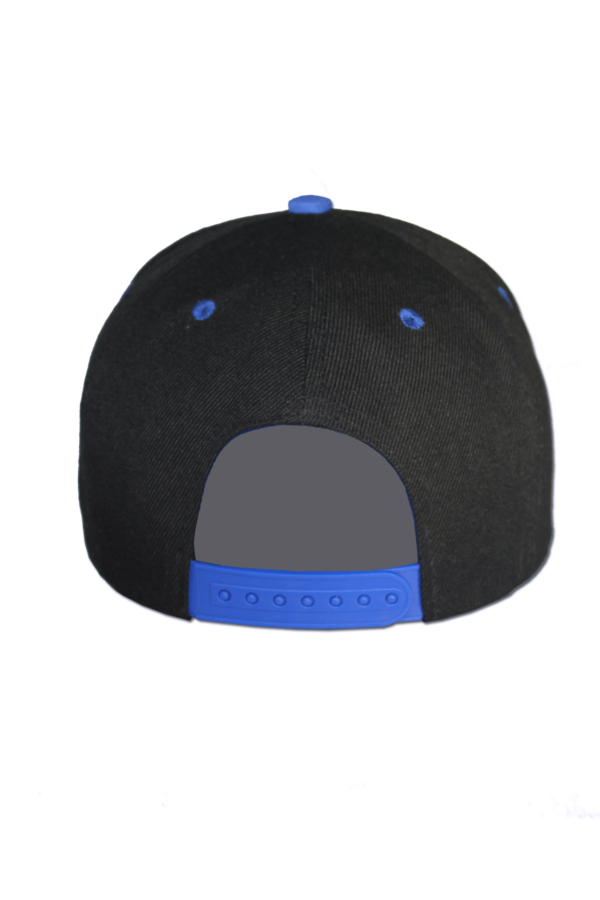 KLEPS Originals Blue Snapback Cap Back