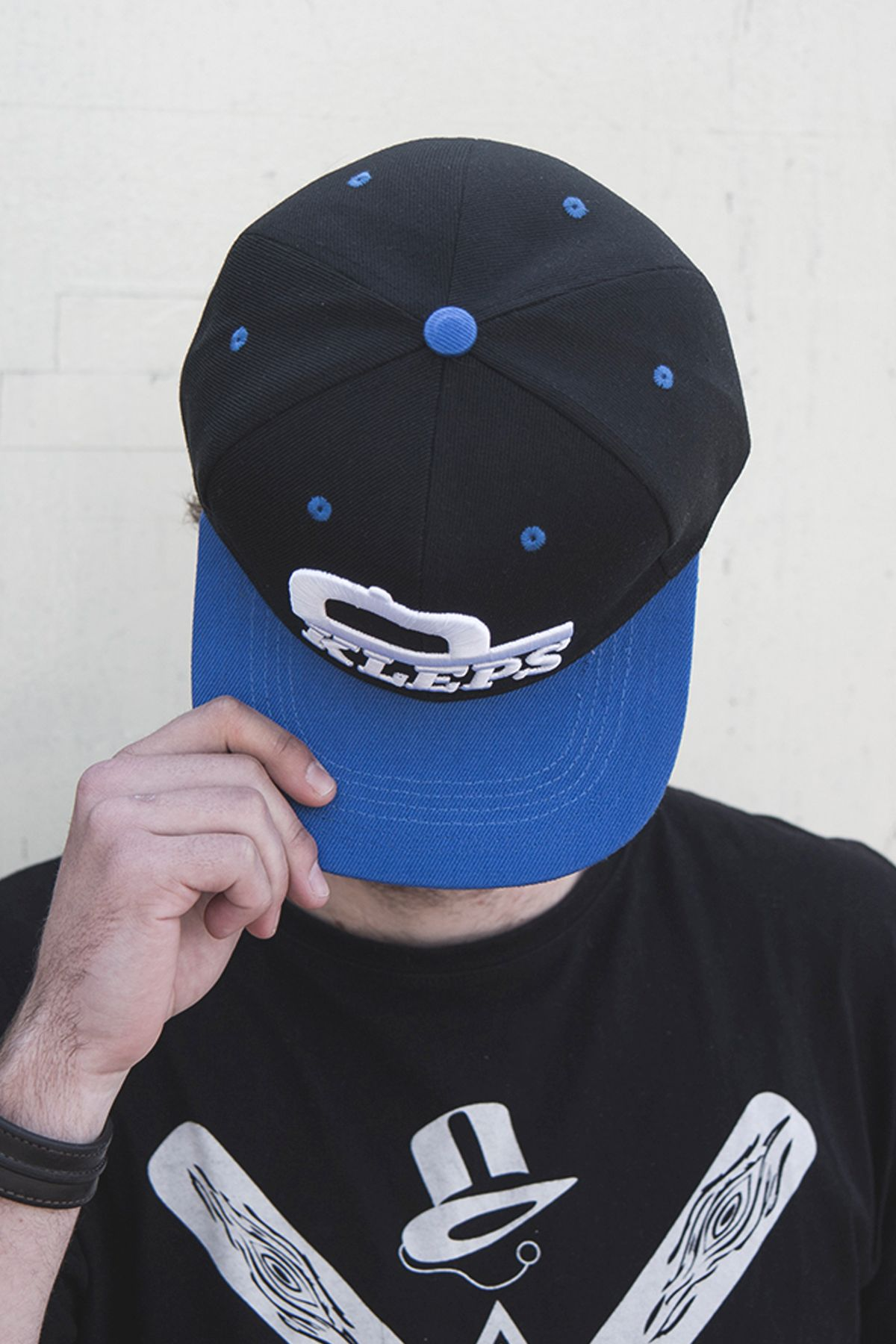 KLEPS Originals Blue Snapback